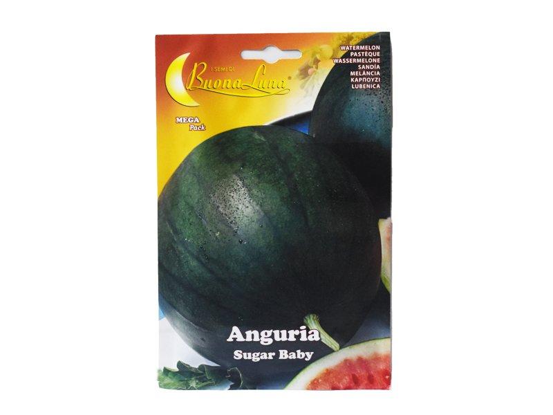 Sugar Baby Watermelon Seeds - Seeds and Grow Kits - Dubai